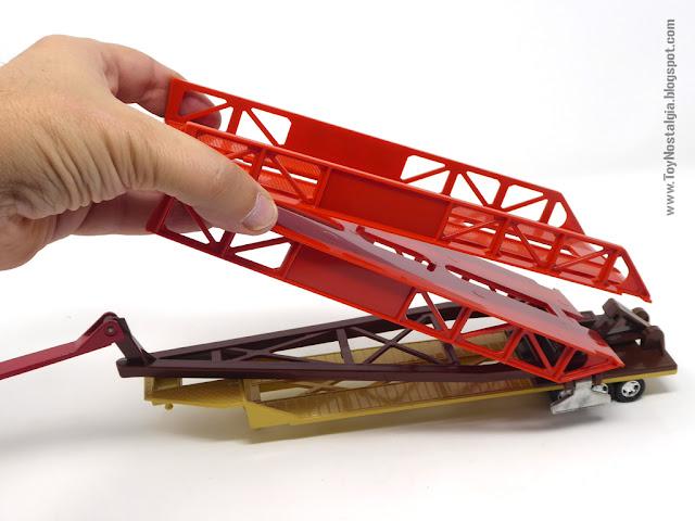 MATCHBOX - Super Kings - Construction Bridge Layer  K-44 Bridge Load - Made in England - 1981 (Lesney England)