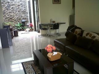 Villa Kota Batu Dekat Agro Wisata | Villa Pinus 3 Kamar Tidur | Villa Batu Wisata