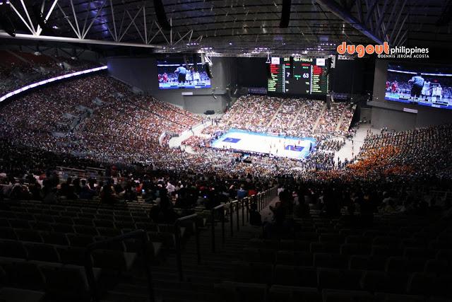 philippine arena interior