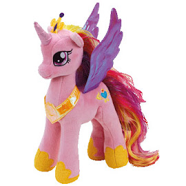 My Little Pony Princess Cadance Plush by Ty