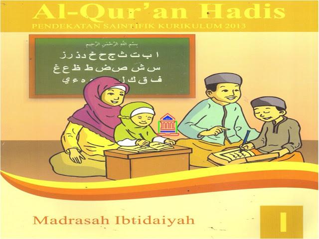 Soal PTS/UTS Al-Qur'an Hadis Kelas 1 SD/MI