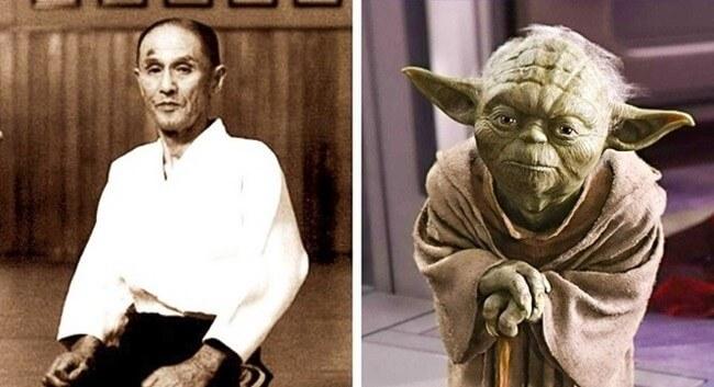 Os personagens famosos de Hollywood inspirados em pessoas da vida real