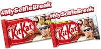 Logo Concorso #MySelfieBreak : vinci 4.000 confezioni KitKat