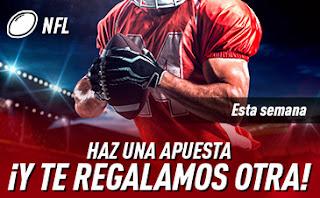 sportium Promo NFL hasta 29 diciembre 2019