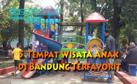 5 Tempat Wisata Anak di Bandung Terfavorit