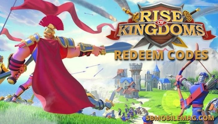 Rise of Kingdoms Redeem Codes, Rise of Kingdoms Gift Codes, Rise of Kingdoms Promo Codes