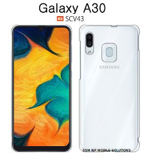 Samsung SCV43 Full Rom Repair Firmware Galaxy A30