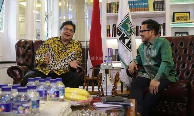 Dua Alasan PKB dan Golkar Bakal Merapat ke Prabowo-Sandi