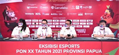 Esport Siap Menjadi Cabang Olahraga Utama pada PON XXI 2024