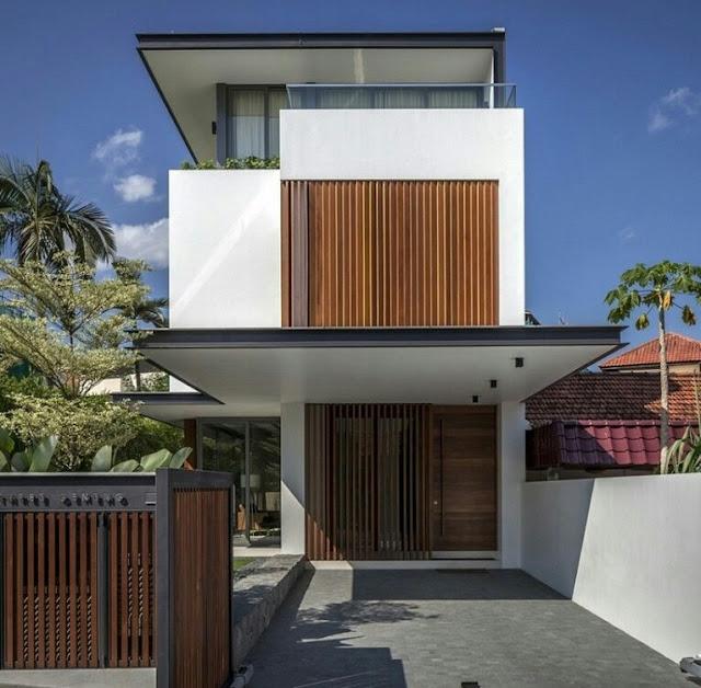 Natural 2-Story House