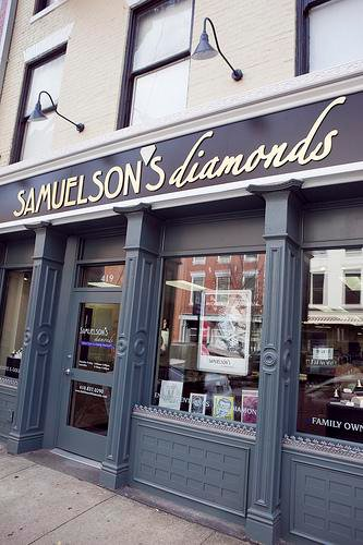 Samuelson's Diamonds in Baltimore, MD