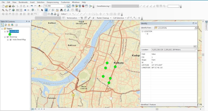 What Is The Geographical Information System(GIS)