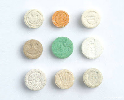 МДМА - размеры и сроки наказания за грамм MDMA (экстэзи)