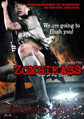 Zombie Ass Toilet Of The Dead (2012) ซอมบี้ แหวกขึ้นมากัด (ตูด)