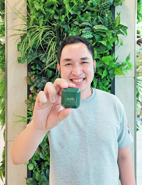 Sudio NIO Review Penang Malaysia Top Blogger Influencer KOL