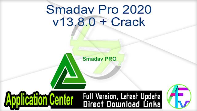 Smadav Pro 2020 v13.8.0 + Crack