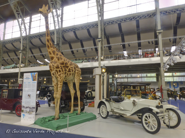 100Masters - Autoworld de Bruselas por El Guisante Verde Project
