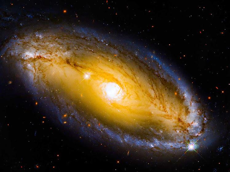 NGC 5728, uma galáxia que vai além do que se vê
