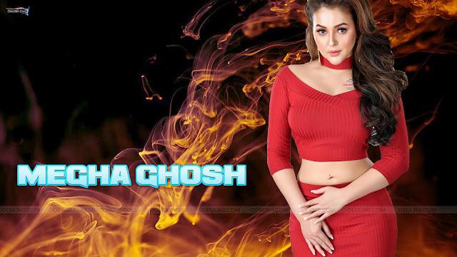 Megha Ghosh Hottest HD Wallpaper Download
