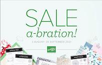 Stampin'UP!  2021 2nd Sale-a-bration Brochure