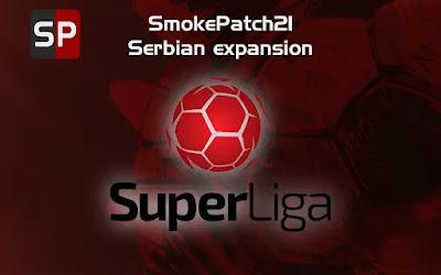 Serbia league pes21