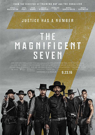 The Magnificent Seven 2016 BRRip 720p Dual Audio In Hindi English