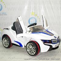 Pliko Pk7200N BMW18 Battery Toy Car