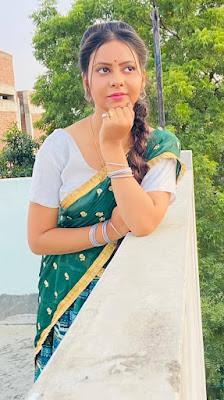 Sejal Dubey actress