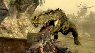 Jurassic: The Hunted (X-BOX360) 2009