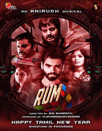 Rum (2017) UNCUT Dual Audio Hindi 480p HDRip