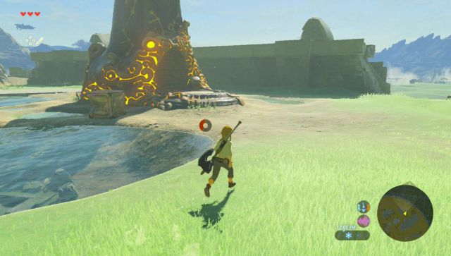 Bagian 1 0 Zelda Botw The Great Plateau