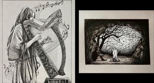 00-Ink-Drawing-Kyla-Barnett-www-designstack-co