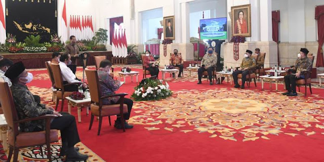 Jokowi dan Parpol Koalisi Bahas Amandemen UUD 45, Pengamat: Sudah Keterlaluan, Rakyat Harus Hati-hati