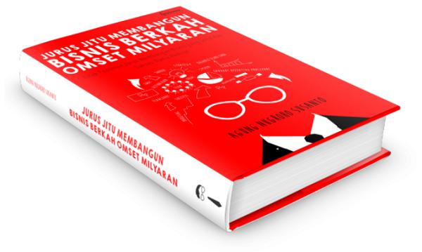 Buku Bisnis Berkah Omset Milyaran