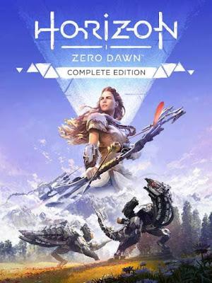 Capa do Horizon Zero Dawn: Complete Edition