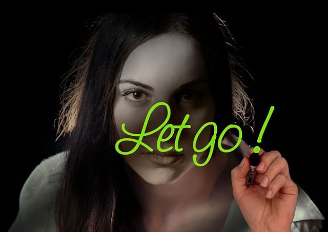 Realistic facts why you cant let go