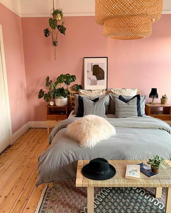 10 colores para el dormitorio, según los preceptos del Feng Shui 7