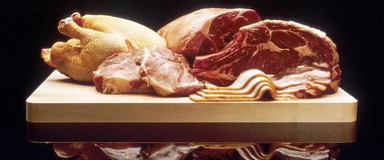 хранение мяса и мясопродуктов