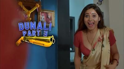 Dunali ULLU Web Series Episode Review, Cast, Actress Real Name, Watch Online free