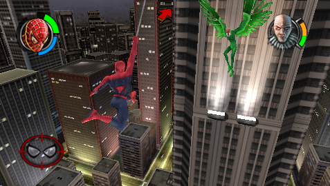 spider man 2 pc vs ps2