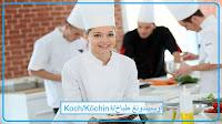اوسبيلدوغ طباخ/طباخة Koch / Köchin