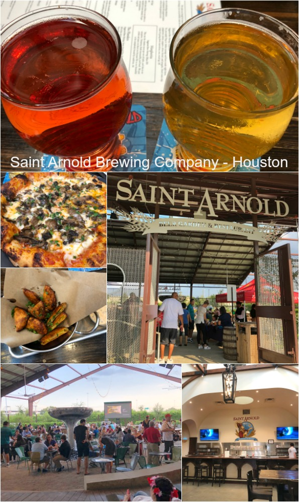 Saint Arnold Brewing Company  Houston, Texas