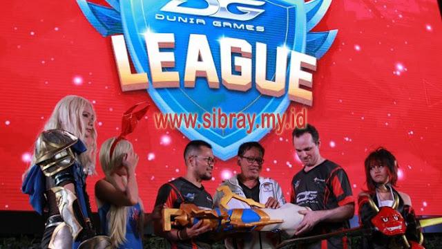 WAW!! Dunia Games Gelar Liga eSport Berhadiah Rp 3 Miliar