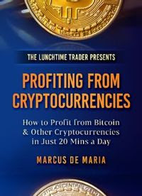 Profiting From cryptocurrencies pdf free download