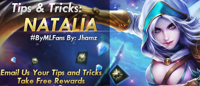 Tips & Tricks: Natalia Game Mobile Legend