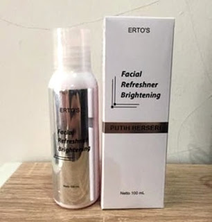Facial Refreshner Brightening Toner ERTOS Tarrie Shop