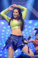 Sunny Leone Dancing on stage At Rogue Movie Audio Music Launch ~  102.JPG