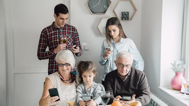 Pais, Filhos e as Redes Sociais
