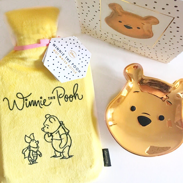 clintons winnie the pooh range