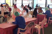 Deteksi Corona, Santri Jalani Screning Kesehatan